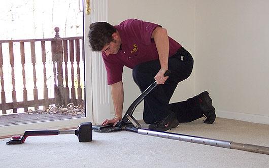 Thi công thảm lót sàn tại nhà