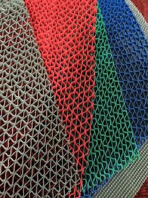 Thảm nhựa lưới gợn sóng