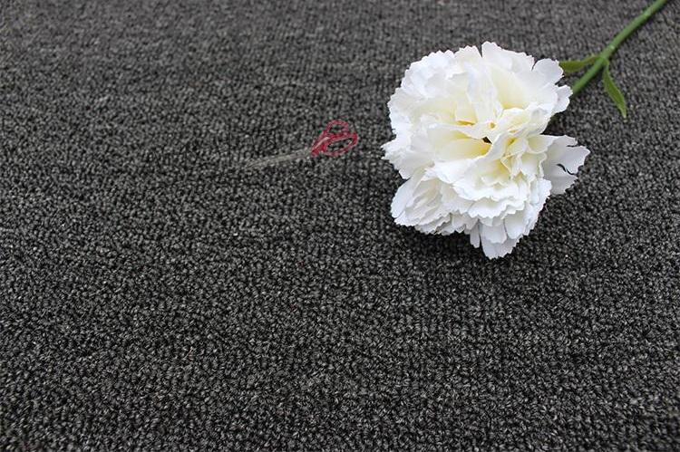 Thảm cuộn NA02 Gray màu ghi lông chuột