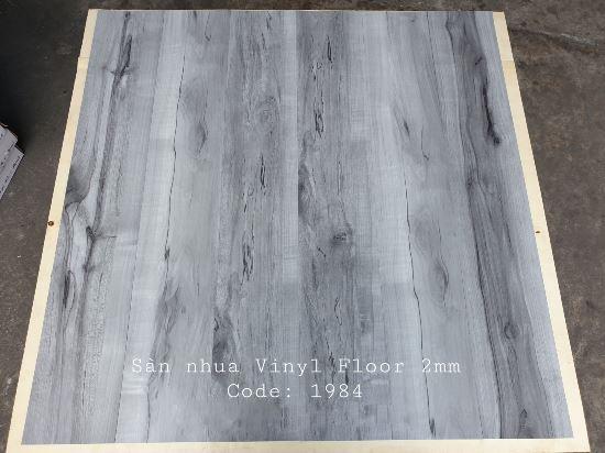 Sàn nhựa giả gỗ Vinyl Floor 1984