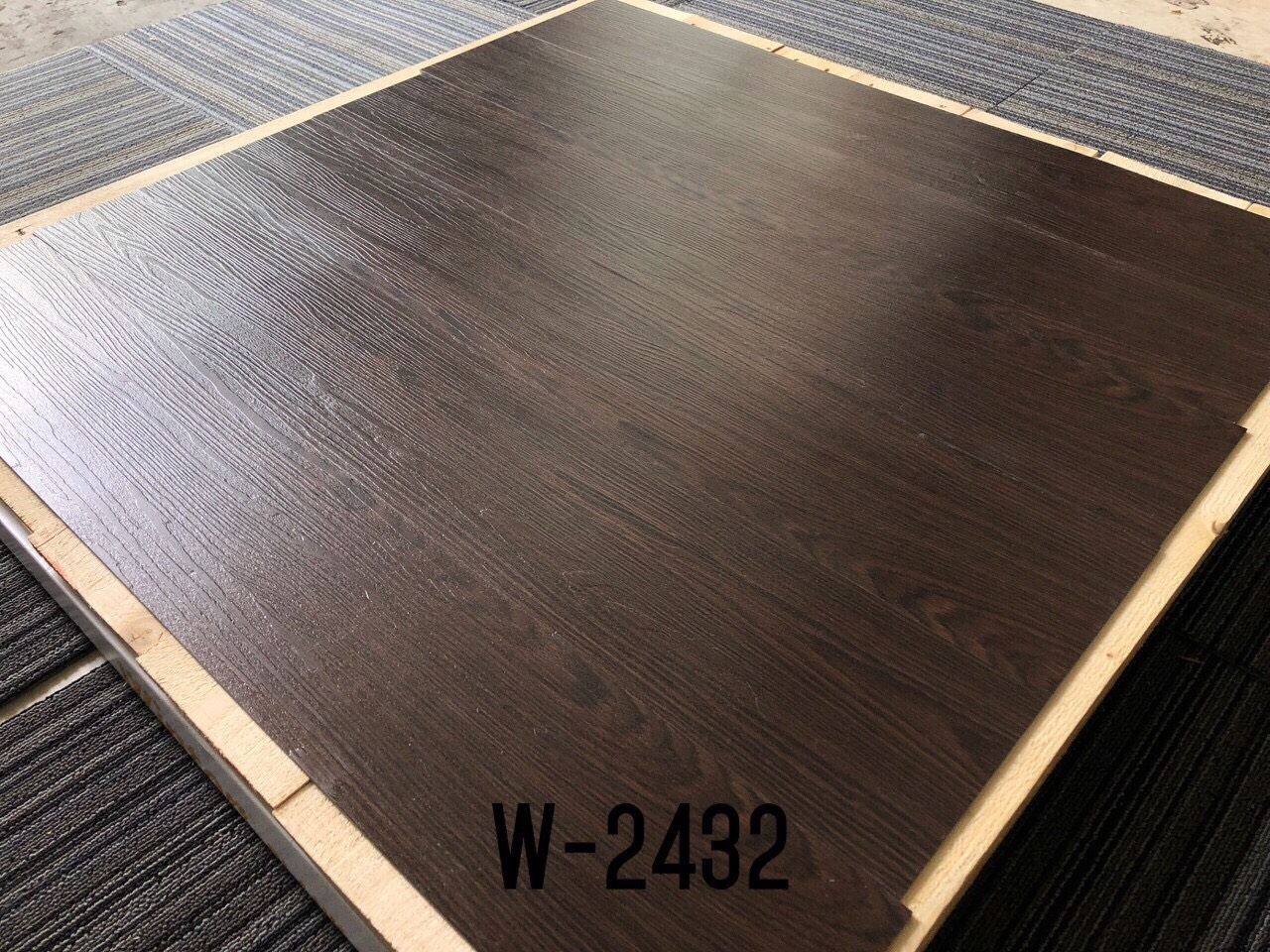 Sàn nhựa vân gỗ Nanolife 3mm W2432