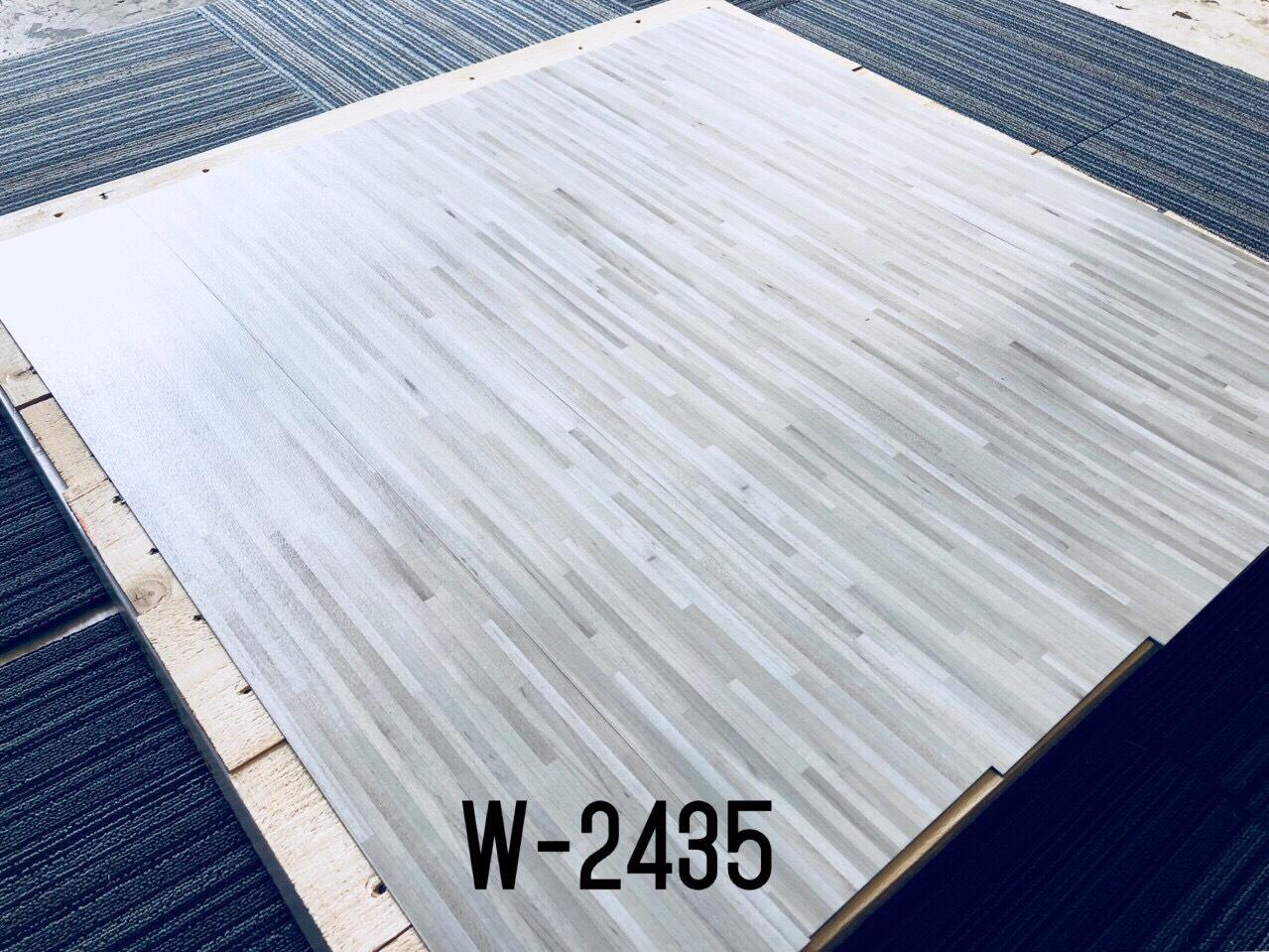 Sàn nhựa vân gỗ Nanolife 3mm W2435