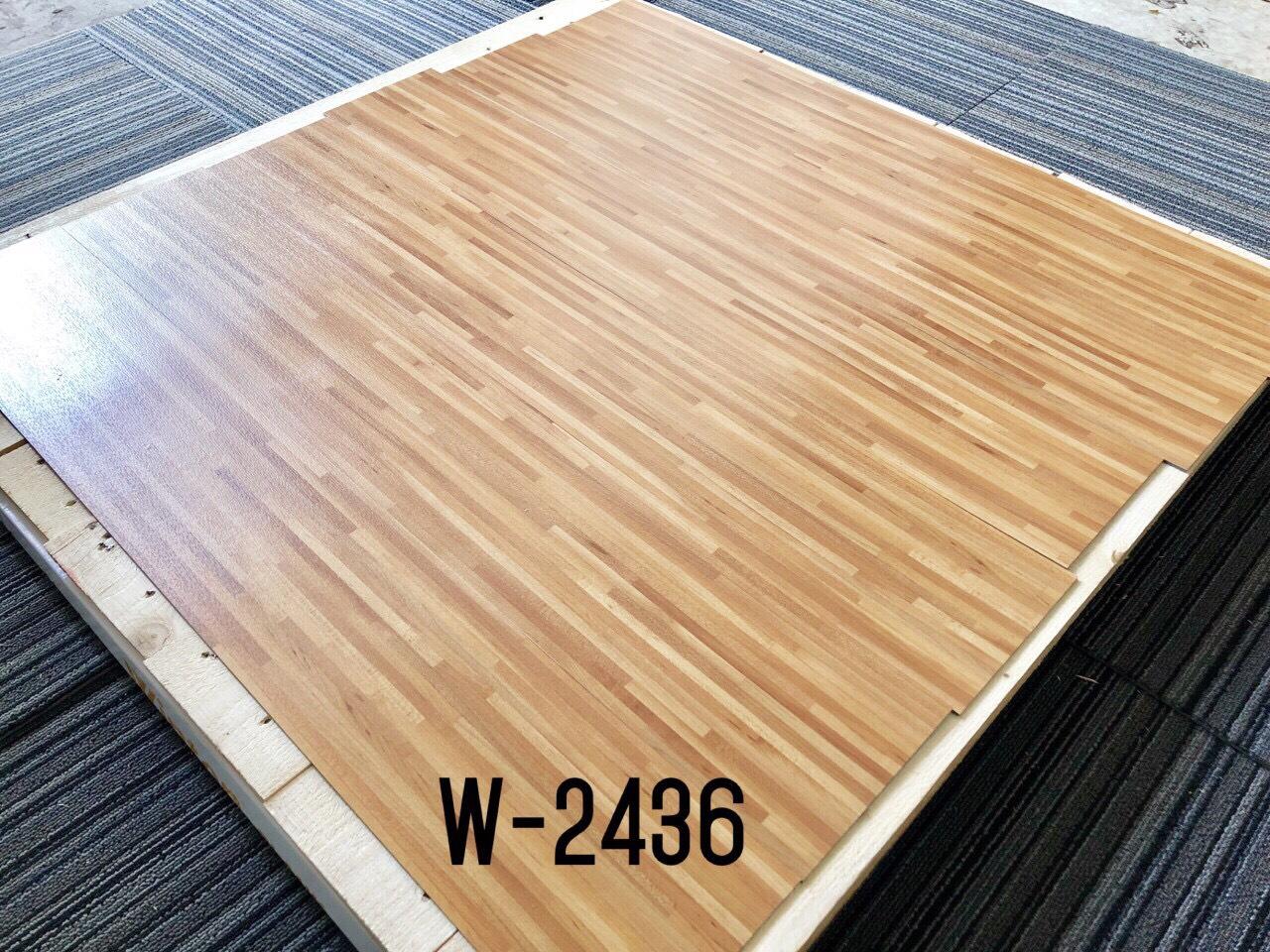 Sàn nhựa vân gỗ Nanolife 3mm W2436