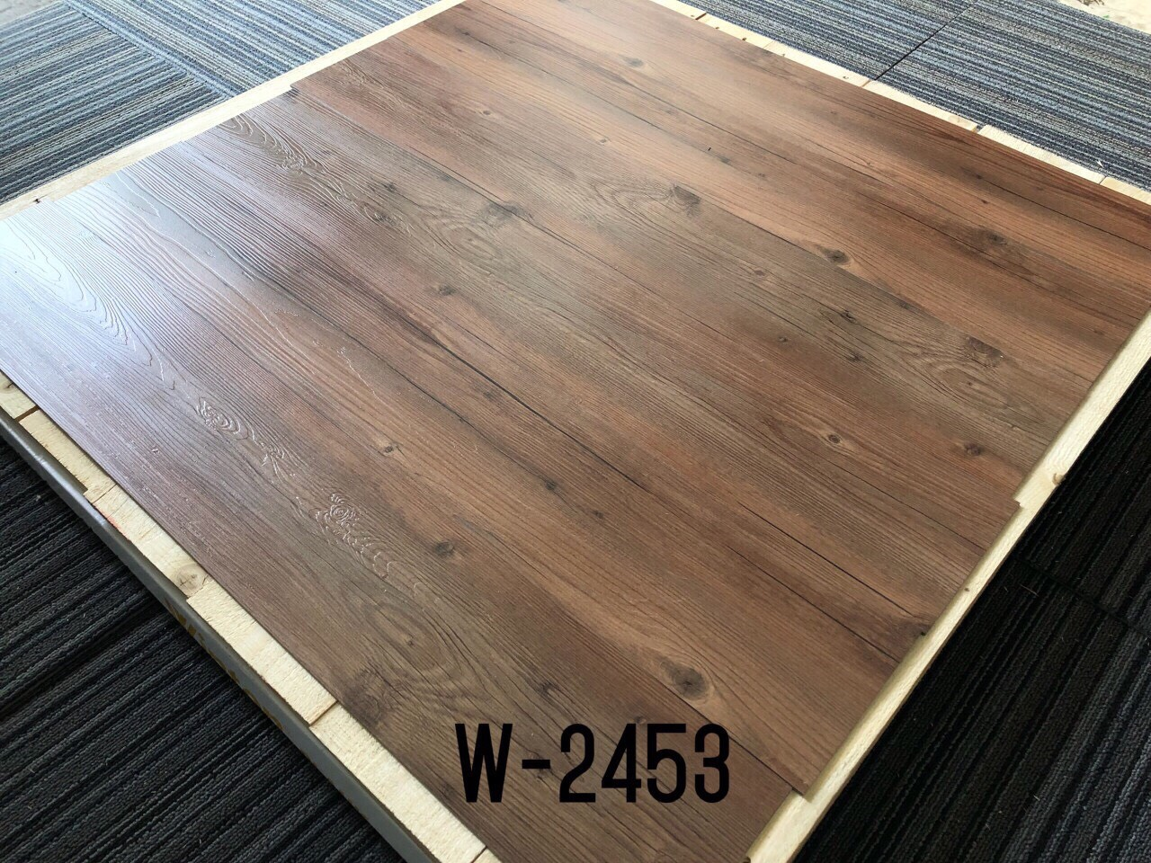 Sàn nhựa vân gỗ Nanolife 3mm W2453