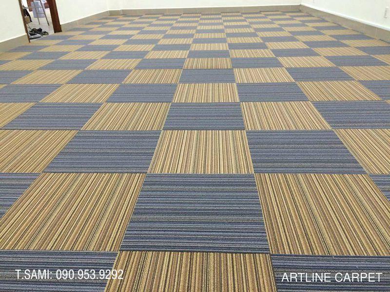 mẫu thảm tấm văn phòng 01
