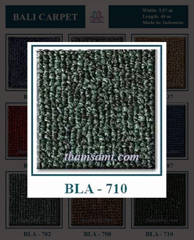 thảm cuộn bali bla-710