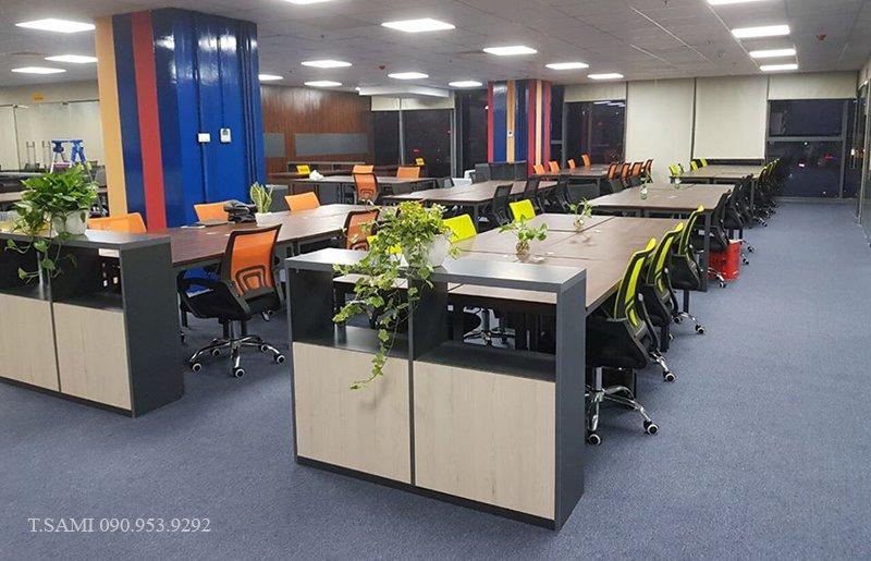 Thảm cuộn văn phòng có giá rẻ hơn thảm tấm