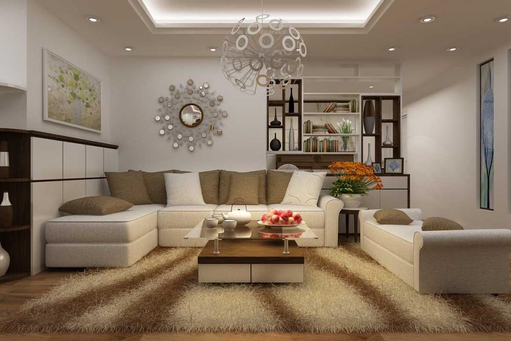 Phòng ngủ thích hợp với những chất liệu thảm trải sàn nào?