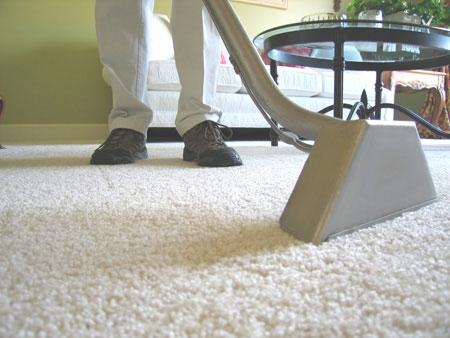 Bí quyết vệ sinh thảm trải sàn khi dính vết bẩn