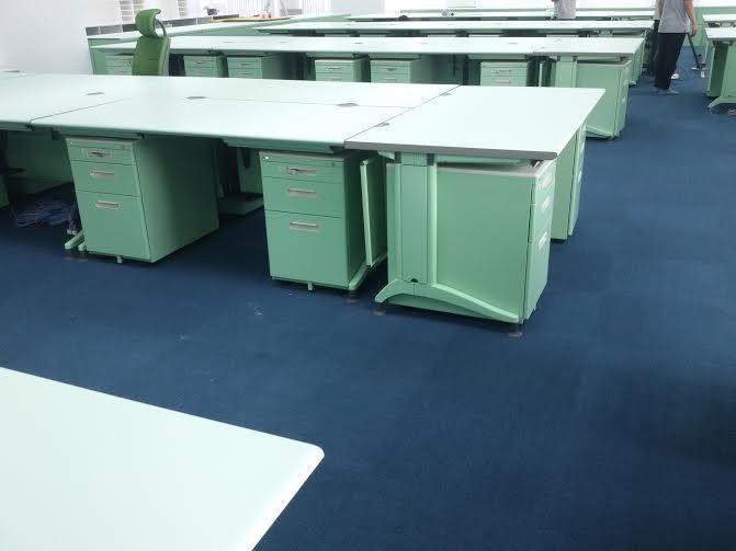 Thảm cuộn văn phòng tạo nên không gian lịch sự cho môi trường làm việc