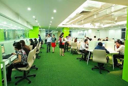 Làm sao để mang thiên nhiên vào trong văn phòng của bạn?