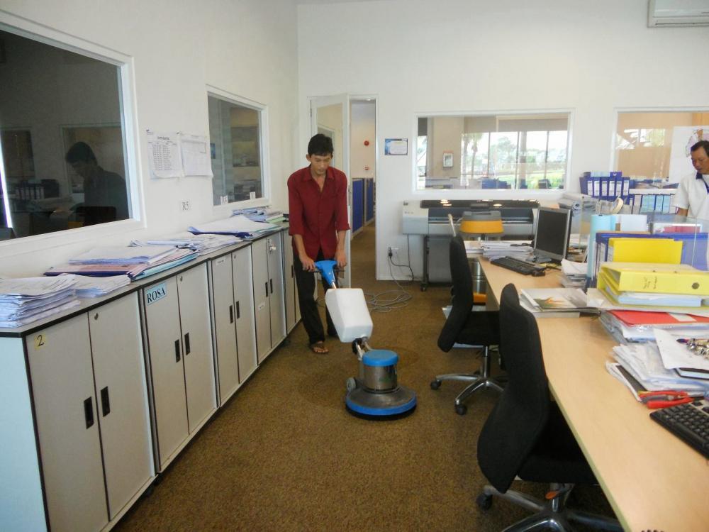 Bí quyết chăm sóc thảm trải sàn văn phòng theo định kỳ