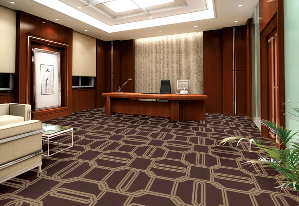 Thảm trải sàn và rèm cửa sổ - món đồ nào cần thiết cho văn phòng hơn?