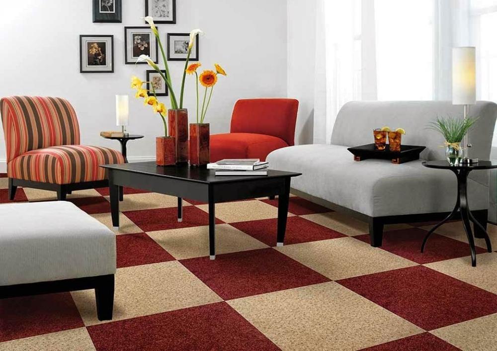 Chọn thảm trải sàn chất lượng nên hay không?