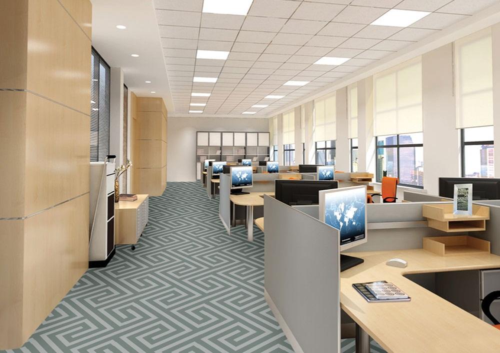 Lựa chọn doanh nghiệp uy tín mua thảm trải sàn văn phòng tại Hà Nội