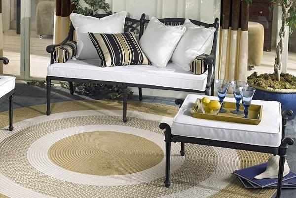 Những điều bạn cần biết về thảm trải sàn hình tròn