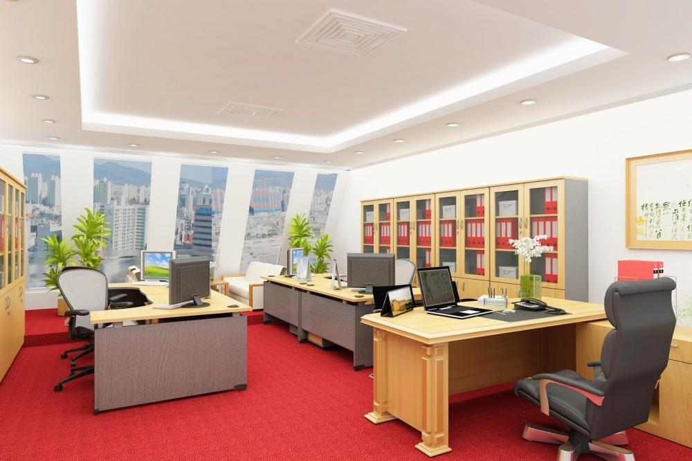 Thảm cuộn văn phòng – sự lựa chọn tuyệt vời cho doanh nghiệp