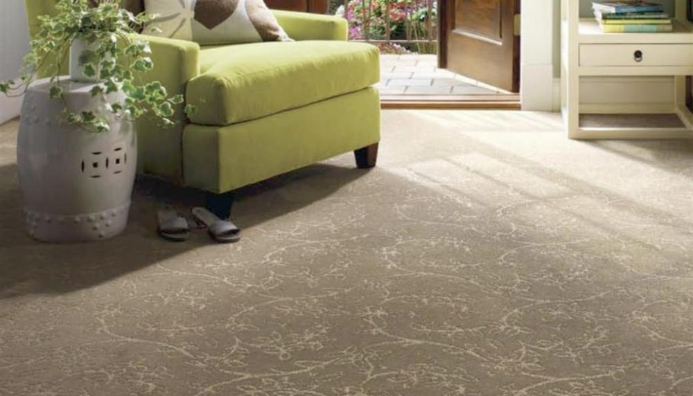 Lựa chọn thảm trải sàn bằng nỉ cho nhiều không gian