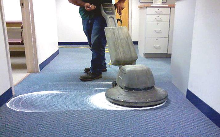 Một số lưu ý cần thiết khi vệ sinh thảm trải sàn
