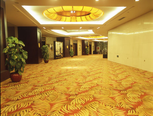 Phân loại thảm trải sàn khách sạn cao cấp