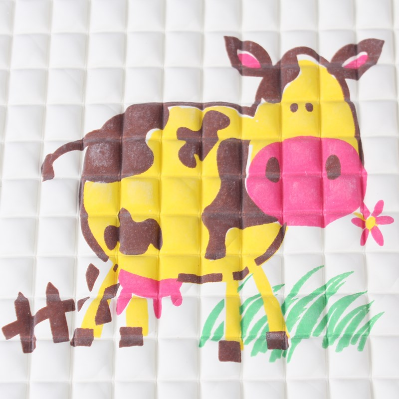 Tấm thảm lót sàn cao su chống thấm cho em bé