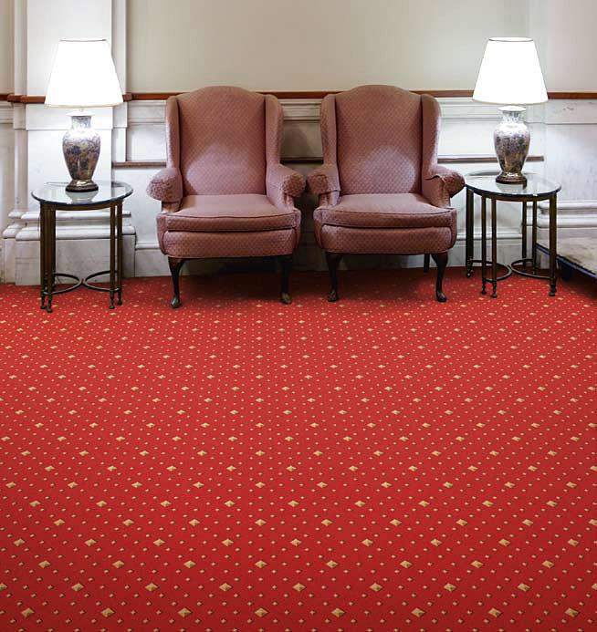 Tổng hợp các loại thảm trải sàn nhập khẩu trên thị trường hiện có