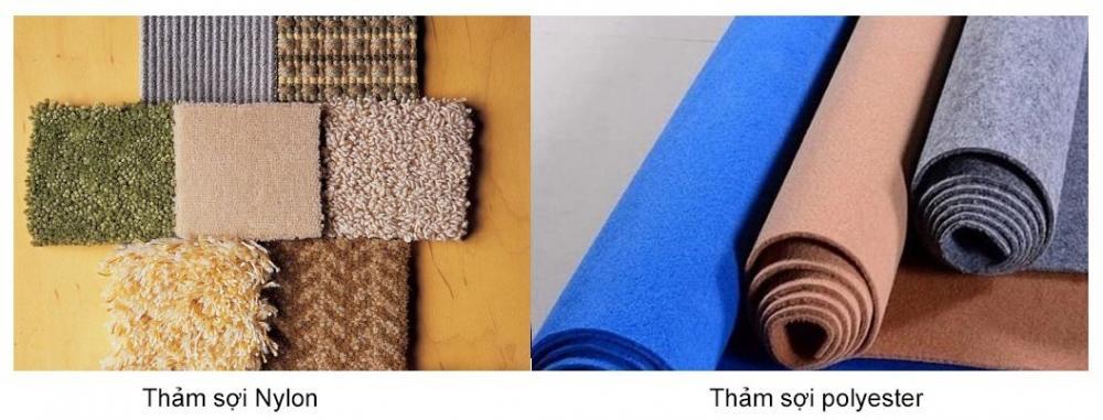 Tìm hiểu sợi pet polyeste trong sản xuất thảm trải sàn