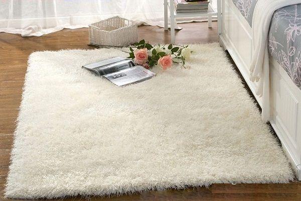 Độ an toàn của thảm tấm trải sàn lông xù