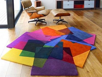 Có nên sử dụng thảm trải sàn màu nhuộm