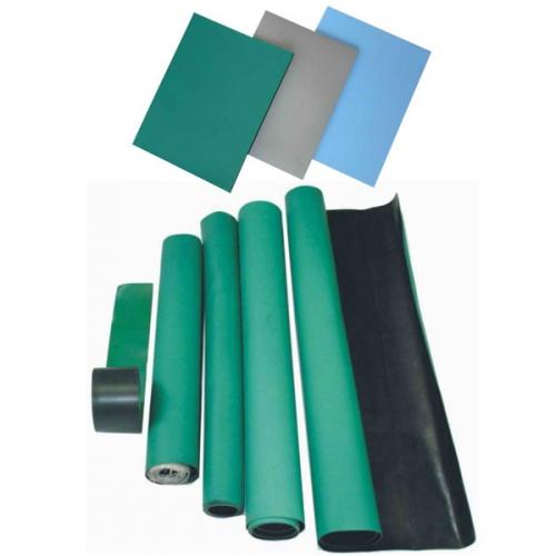 Đặc điểm của thảm cao su chống tĩnh điện bạn cần biết