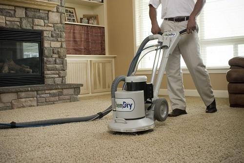 Khi nào nên giặt thảm trải sàn bằng dịch vụ
