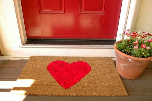 Chọn thảm cửa chính cần chú ý điều gì