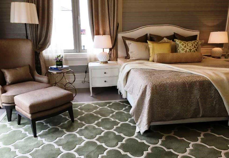 Tiêu chuẩn chọn thảm phòng ngủ khách sạn hạng sang 4, 5 sao