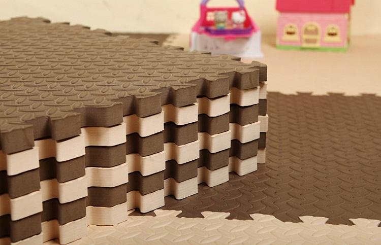Thảm xốp trải sàn chống nước hiệu quả