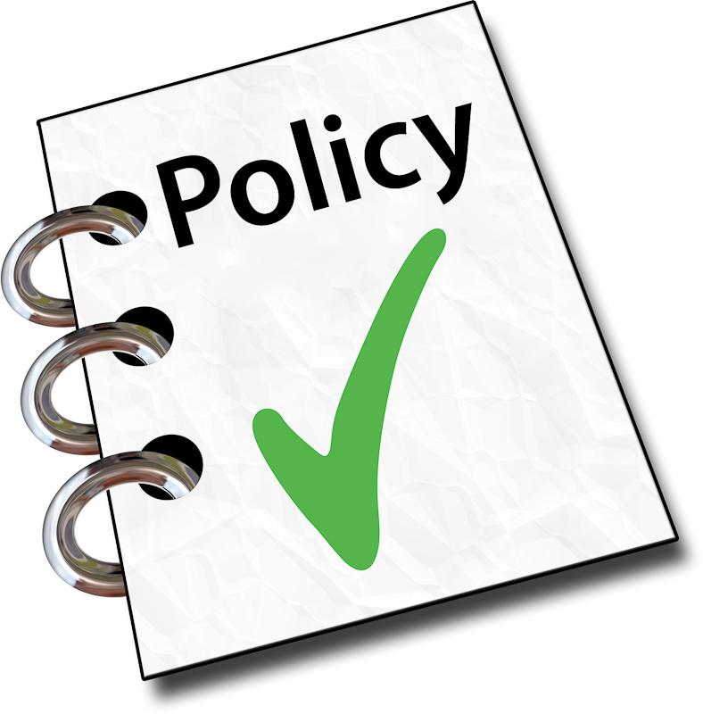 Chính sách quy định chung