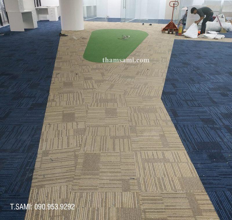 Các mẫu thảm trải sàn dành cho văn phòng sang trọng