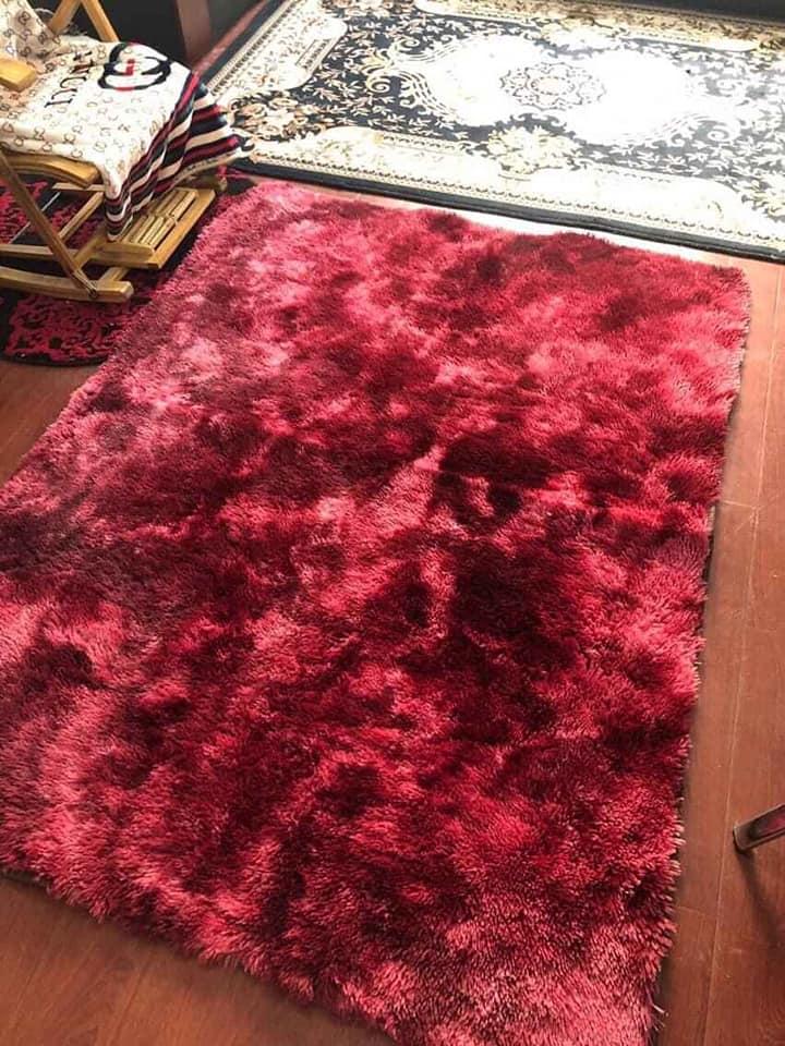 Tập hợp các loại thảm trải sàn gia đình phổ biến hiện nay