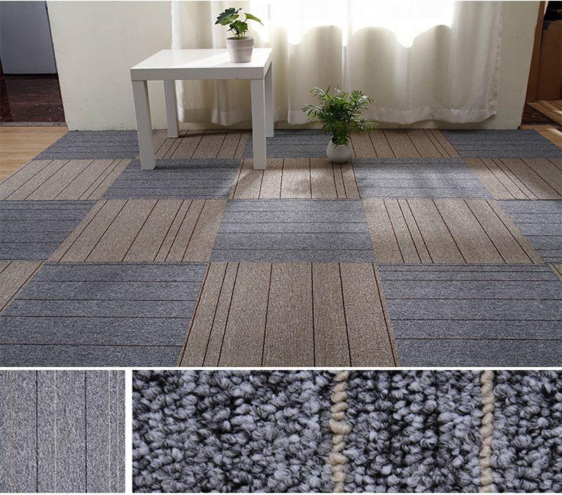 Tại sao thảm tấm luôn được sử dụng nhiều trong văn phòng