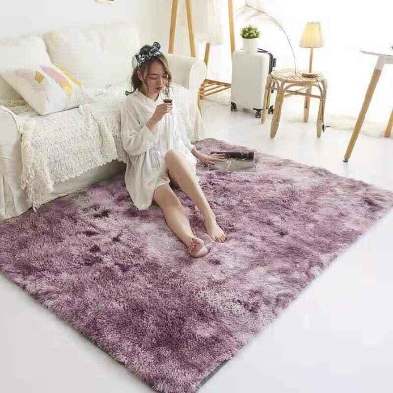 Lưu ý vàng khi chọn mua thảm trải sàn bằng len cho nội thất thêm sang trọng